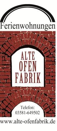 Logo der alten Ofenfabrik